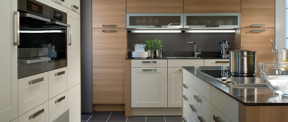 LUXURY KITCHEN INSTALLATIONS
